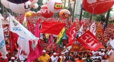 Centrais pedem diálogo com Bolsonaro em defesa de direitos