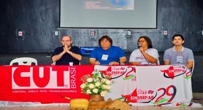 Comunicação sindical reúne sindicalistas, jornalistas, professores e acadêmicos
