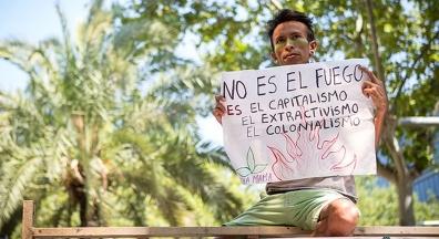 Condsef/Fenadsef adere à Greve Global pelo Clima