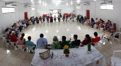 Coordenação de Ouro Preto do Oeste recebe reunião do Sistema Diretivo