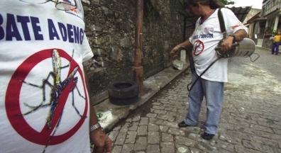 Dengue não assusta governo Bolsonaro que considera agentes de endemia obsoletos