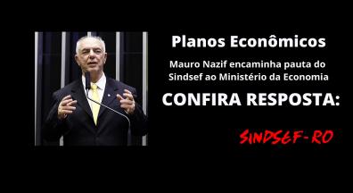 Deputado Mauro Nazif encaminha pauta dos servidores do MS ao Ministério da Economia