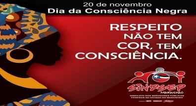Dia da Consciência Negra. É dia de reflexão.