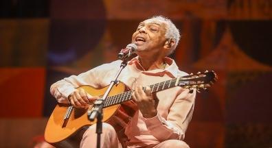 Dica cultural de sexta: Gilberto Gil