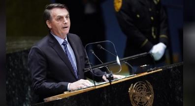 Discurso de Bolsonaro na ONU contraria indígenas e dados oficiais