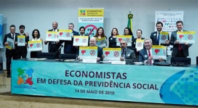 Economistas denunciam Reforma da Previdência no Congresso e apontam alternativas