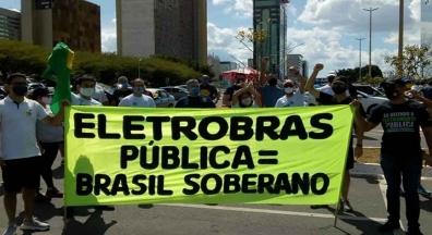 Eletrobras: oposição pede que STF declare privatização inconstitucional