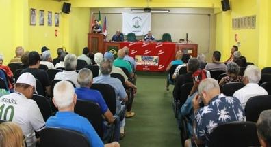 Em assembleia, Sindsep-AM pede participação de filiados nas ações de luta