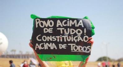 Em Brasília, o Grito dos Excluídos ecoa: Fora, Bolsonaro!
