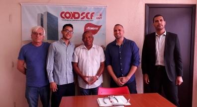 Entidade se reúne com Condsef para intensificar defesa dos serviços públicos