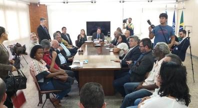 Entidades e centrais denunciam à OIT descumprimento da Convenção 151