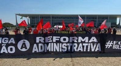 Entidades rejeitam substitutivo da PEC 32 e convocam semana de mobilização