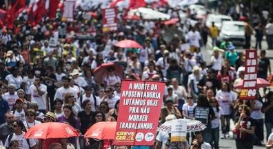 Entidades seguem trabalho de pressão contra desmonte da Previdência Pública