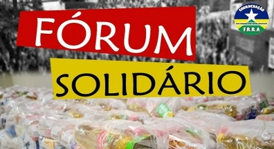Entidades sindicais arrecadam cestas básicas para doar à instituições sociais