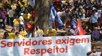 Federais voltam a se unir em Dia Nacional de Luta em defesa do serviço público