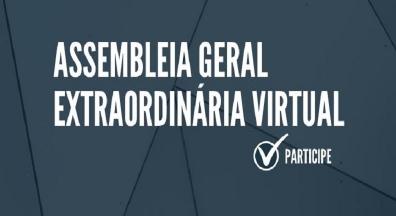 Filiado (as), participe da Assembleia Geral Extraordinária!