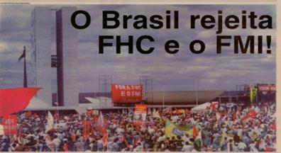 FMI volta a opinar no Brasil e fala em redução de benefícios para servidor