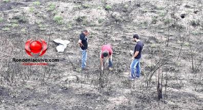 Funcionários do Dnit encontram ossada humana na BR-364