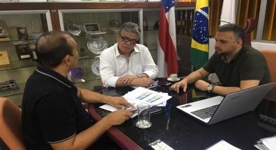 Gestão estratégica, gerencial e transparente são tema de reunião sobre Suframa