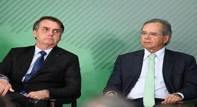 Guedes diz a Pacheco que Bolsonaro não quer a reforma administrativa