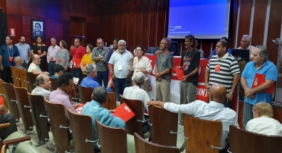Homenagem marca posse da Direção Executiva - Triênio 2019/2022