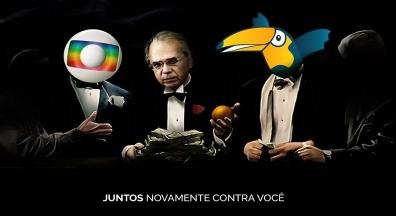Instituto Millenium, Globo, Paulo Guedes e PSDB, juntos novamente contra você