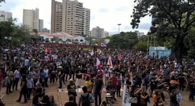 Minuto a minuto: Acompanhe os atos pelo País contra a Reforma da Previdência