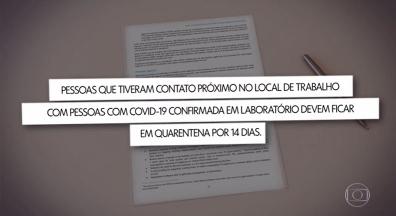 No Jornal Nacional, Sindsep-DF defende teletrabalho no serviço público