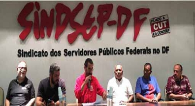 Nova diretoria do Sindsep-DF toma posse