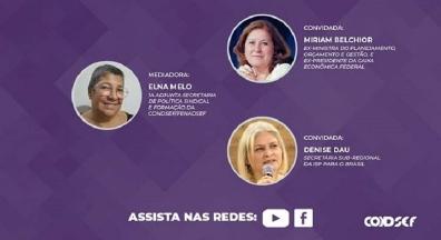 Os caminhos do Brasil. Live terá ex-ministra do Planejamento e ISP