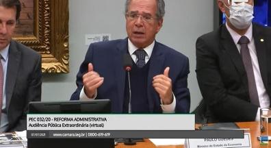 Para Condsef, Guedes ampliou leque de inverdades sobre PEC 32 em Comissão Especial
