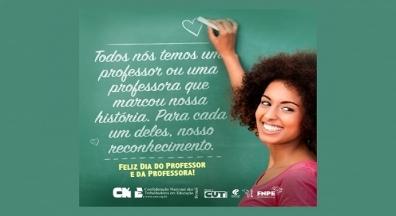 Presidente da CNTE, Heleno Araújo, faz balanço da Educação nos últimos anos