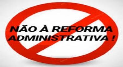 Reforma administrativa vai acabar com o serviço público