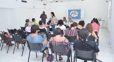 Reunião do fórum de idosos confirma participação no encontro nacional