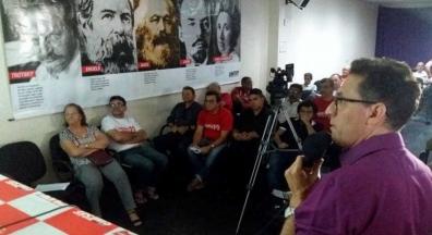 Reunião e palestra sobre eSocial marcam dia de atividades no Sintsef