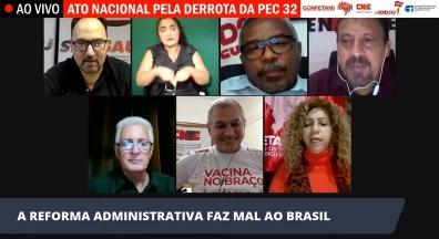 Comissão Especial deve debater PEC 32 só no 2º semestre, diz Rogério Correia