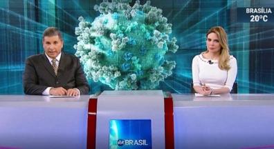 SBT Brasil repercute corte de benefícios de servidores com posição do Sindsep-DF