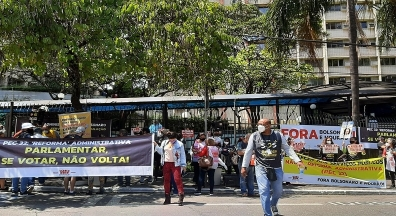 Servidores denunciam parlamentares favoráveis à 'reforma' administrativa