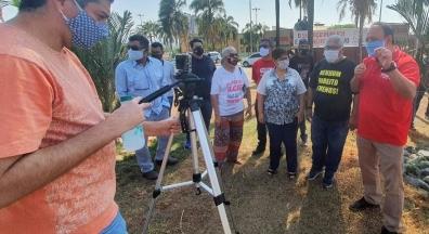 Servidores em Goiás dizem