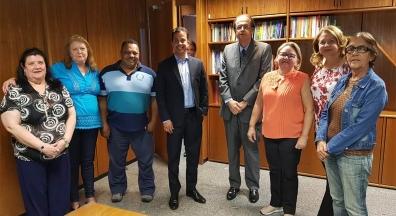 Servidores do MTE cobram a ministro reabertura de diálogo com categoria