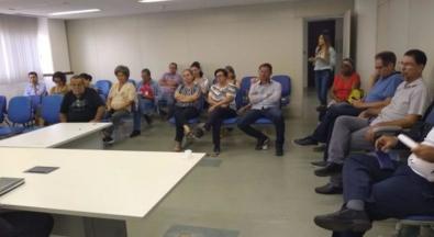 Servidores da SRTE e Fundacentro discutem mudança de sede