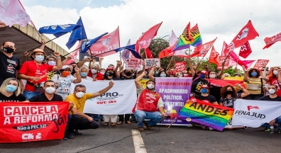 Servidores vão a Brasília esta semana para lutar contra a reforma Administrativa