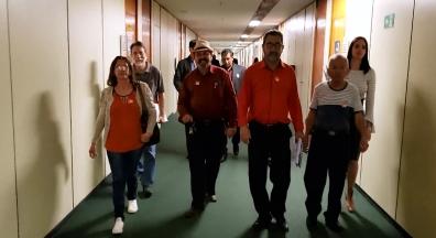 Sindicato vai à Câmara em defesa da previdência pública e solidária