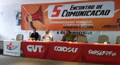 Sindicatos filiados e a Condsef/Fenadsef vão formar um coletivo de comunicação