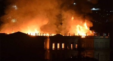 Sindiserf-RS fala sobre tragédia no Museu Nacional