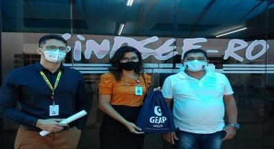 Sindsef reivindica implantação da Geap Estadual em Rondônia