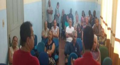 Sindsep-MA realiza atendimento jurídico na Secretaria Regional de Caxias e Codó