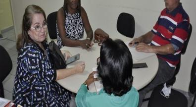 Sindsep-MA reúne-se com servidores da Ex-Roquette Pinto