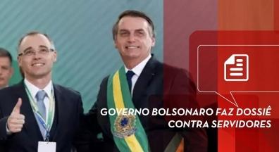 Sindsep-PE repudia dossiê preparado pelo Governo Bolsonaro contra servidores