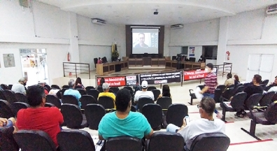 Sinop realiza audiência pública que discute a PEC 32/2020